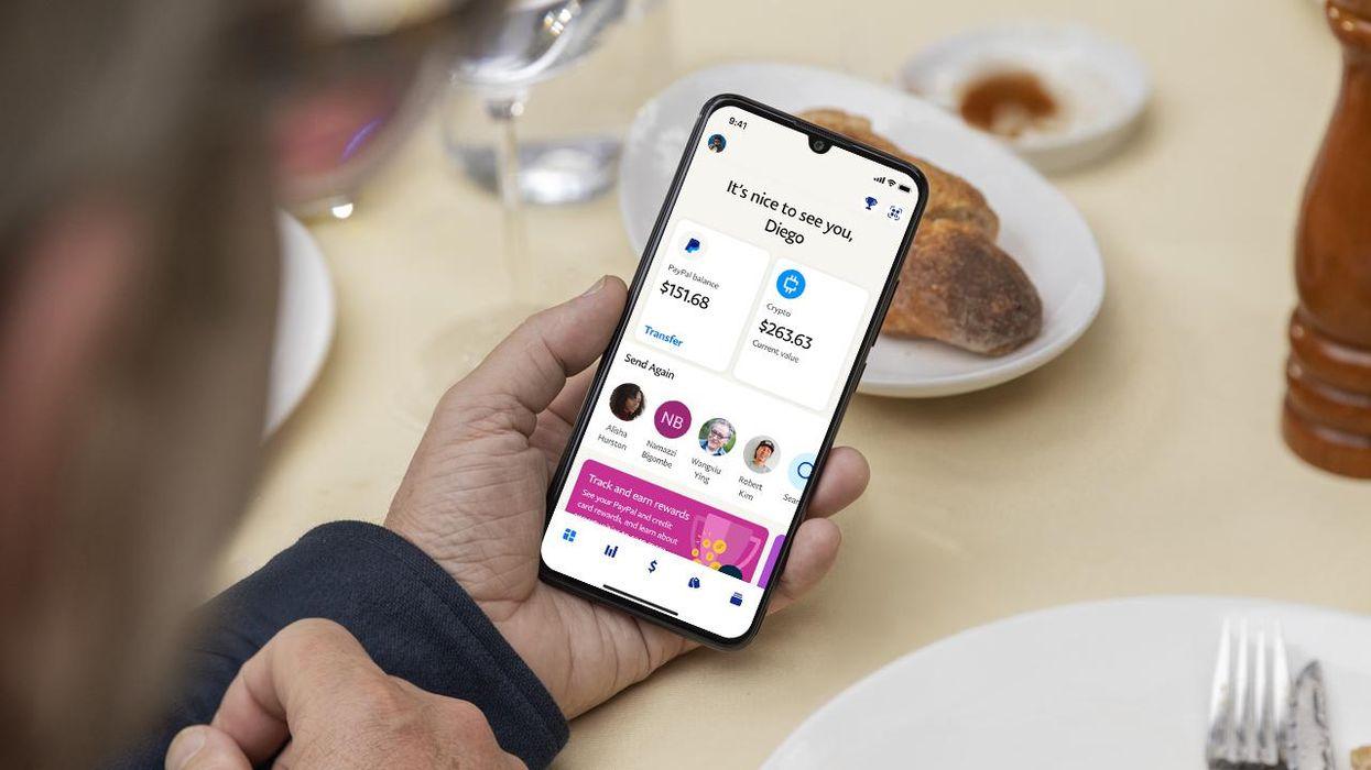 PayPal's super app