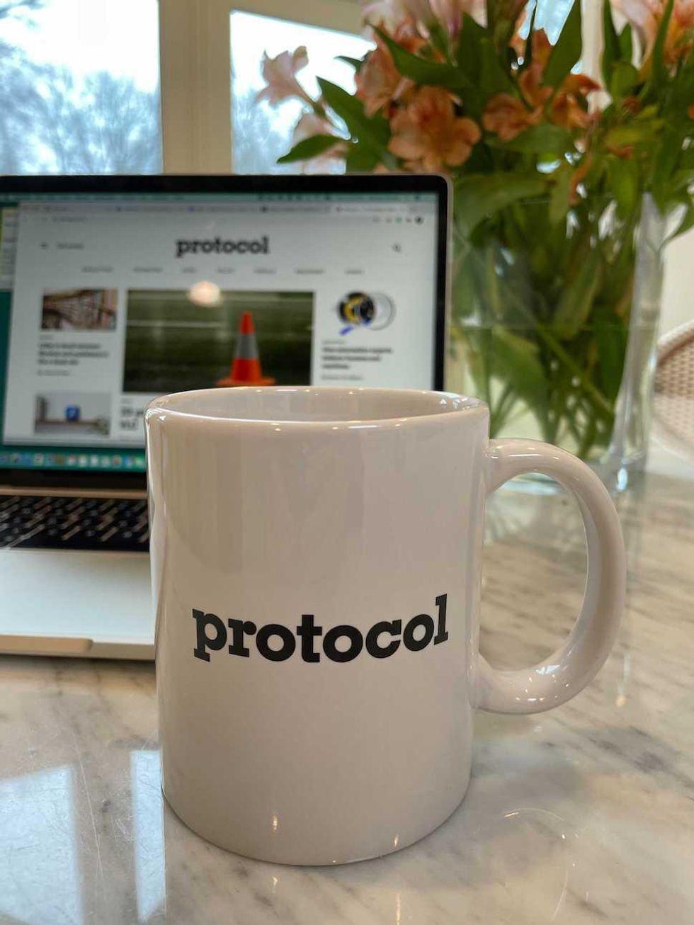 Protocol Mug