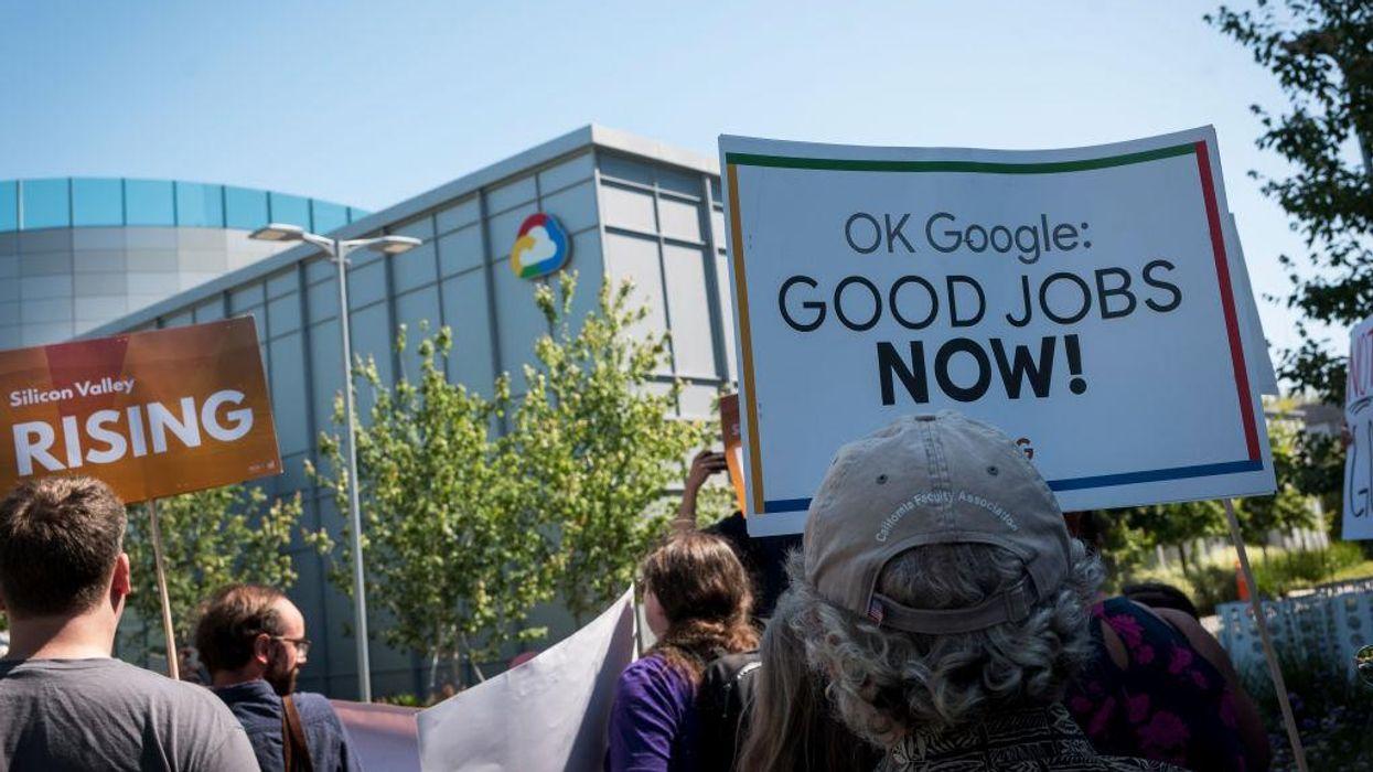 Google's union has big goals — and big roadblocks