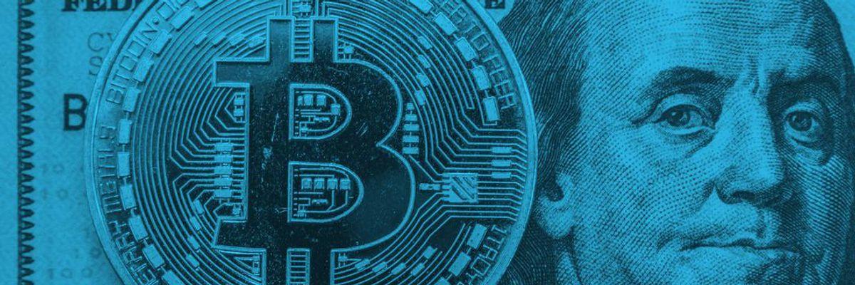 Regulators have their eyes on cryptocurrencies.
