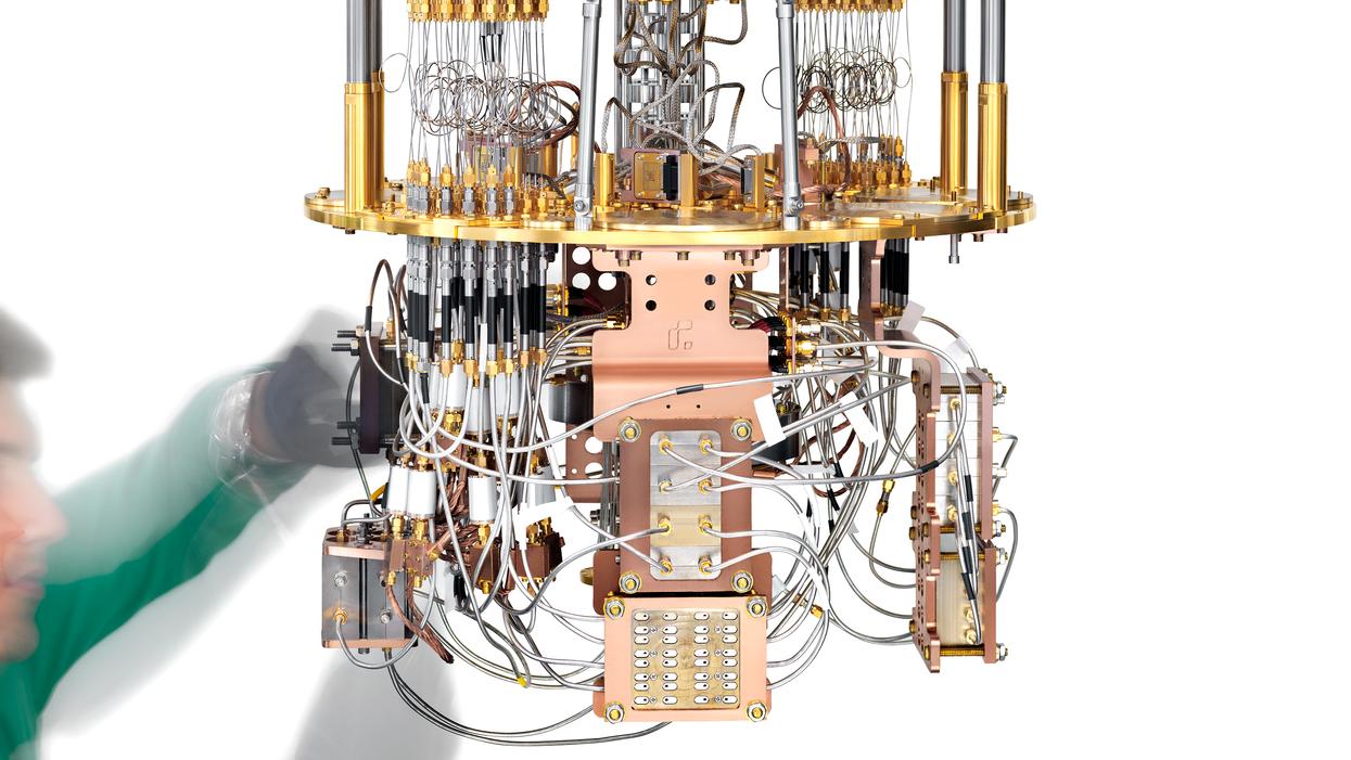 Rigetti Computing quantum computer