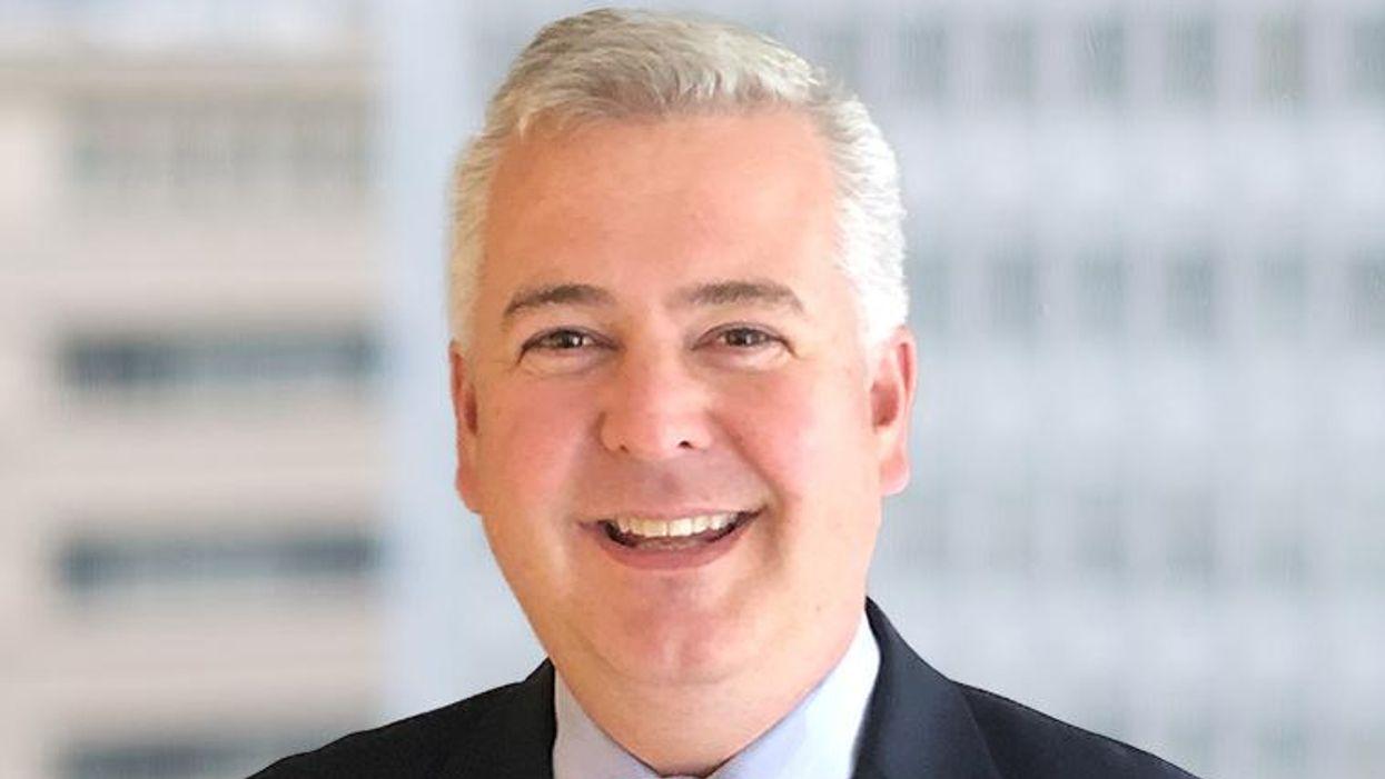 Robinhood Chief Legal Officer Dan Gallagher