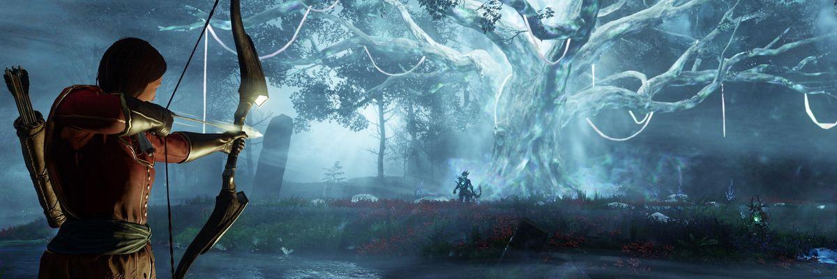 Screenshot of Amazon's New World