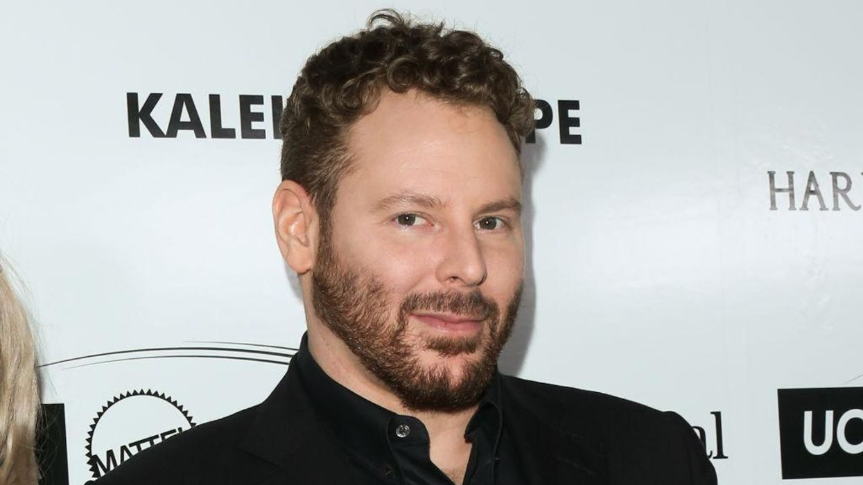 photo of Napster co-founder Sean Parker