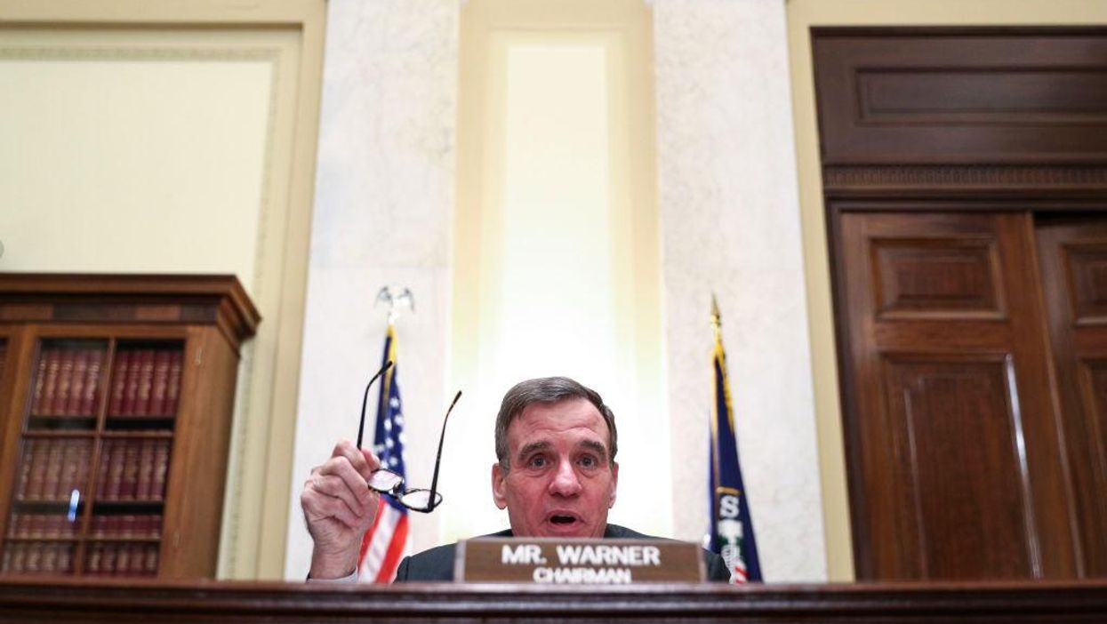 Mark Warner is ready to fight for Section 230 reform