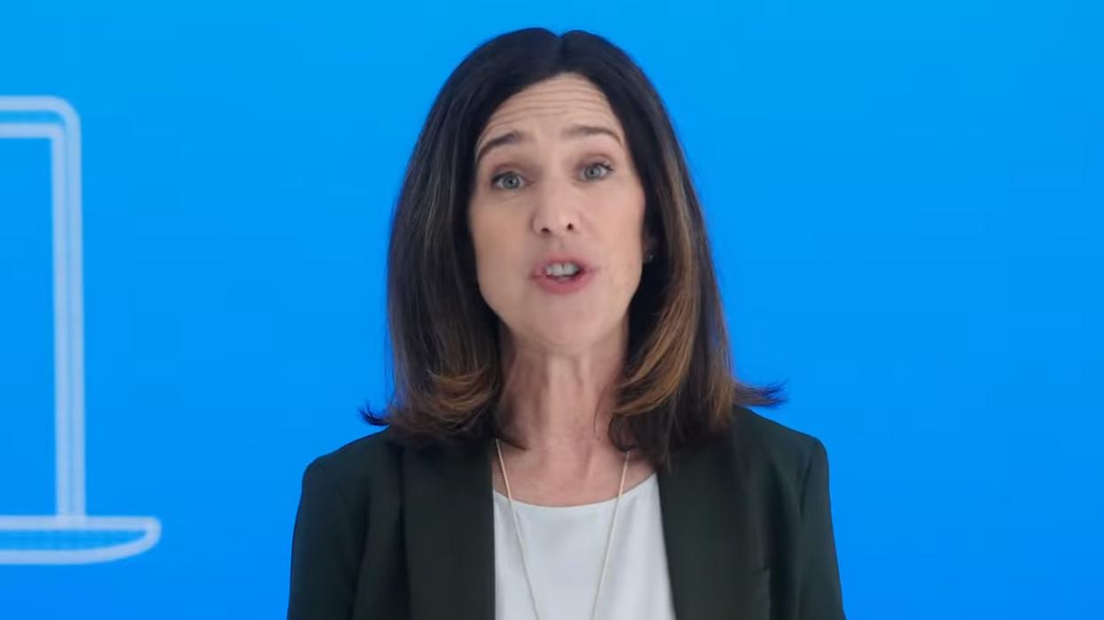 Susan Prescott speaks at WWDC 2021