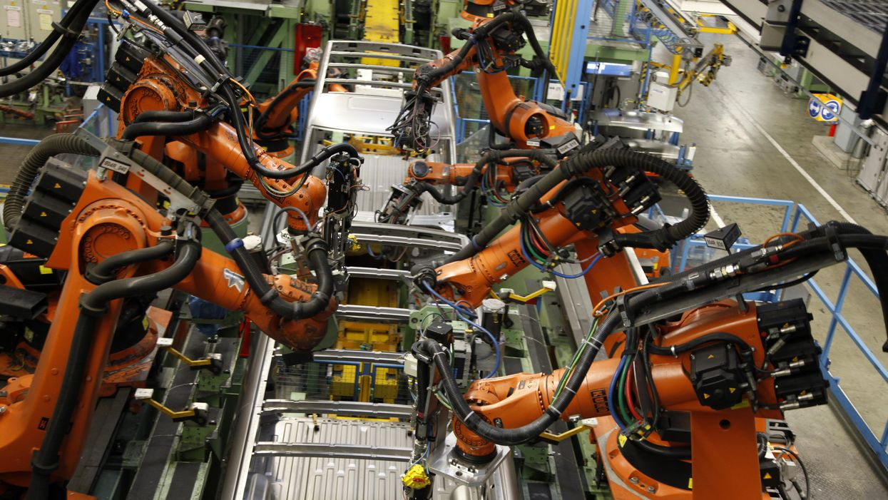 The key to American economic recovery? Automation.