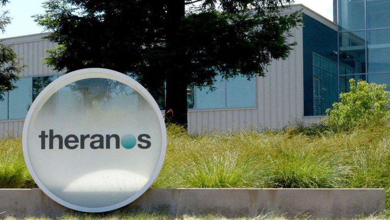 The former Theranos headquarters in Palo Alto.