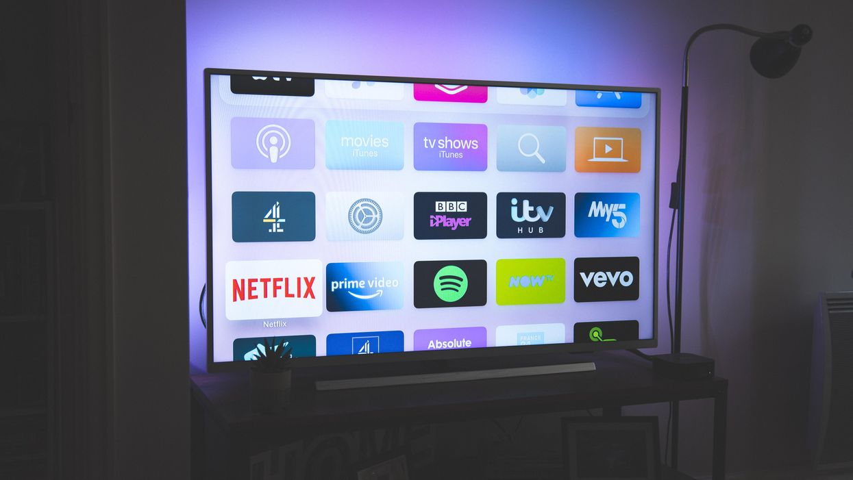 TV with streaming options