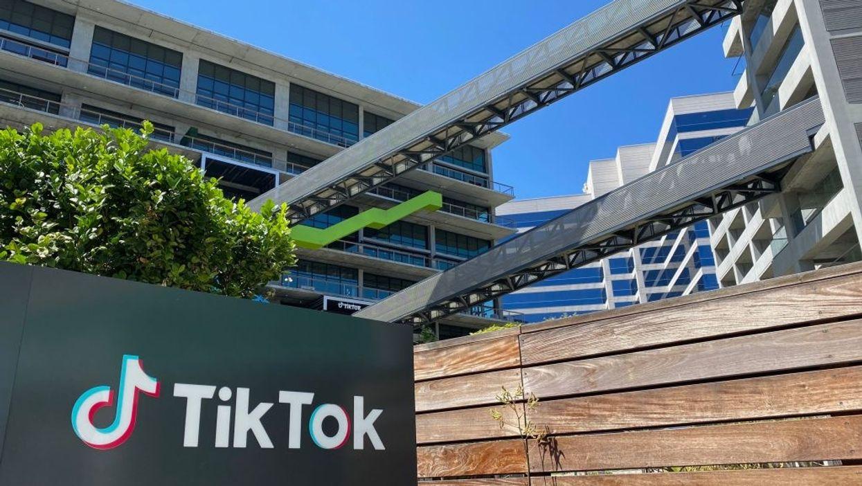 TikTok's offices