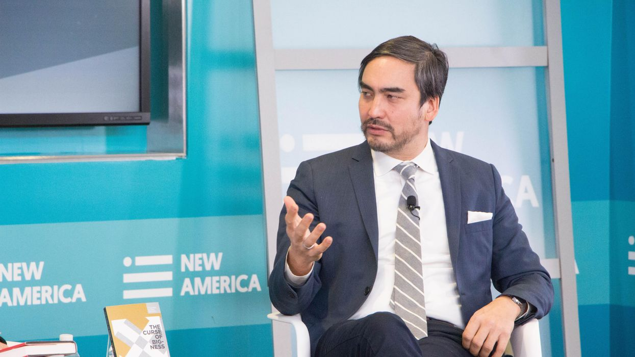 'This could be dangerous': Why Tim Wu's appointment has Big Tech rattled