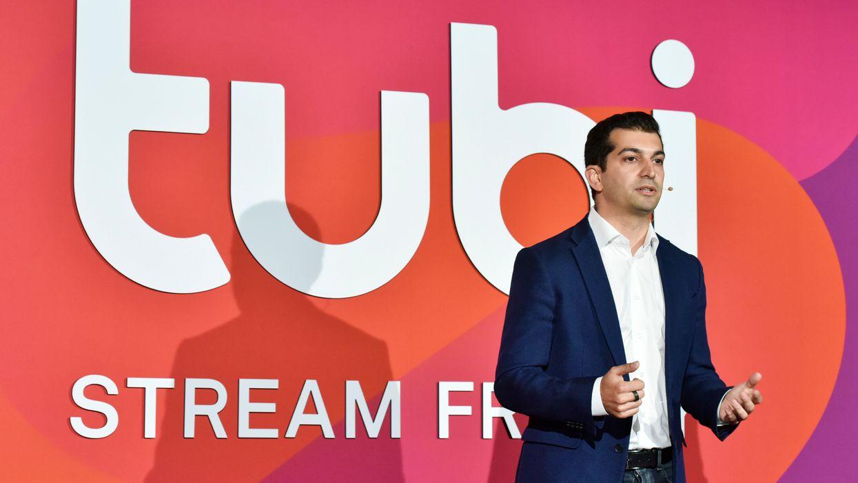 CEO Farhad Massoudi