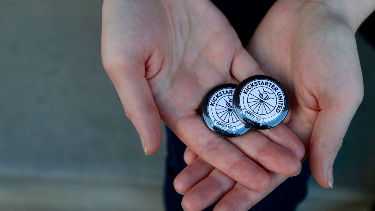 Union buttons