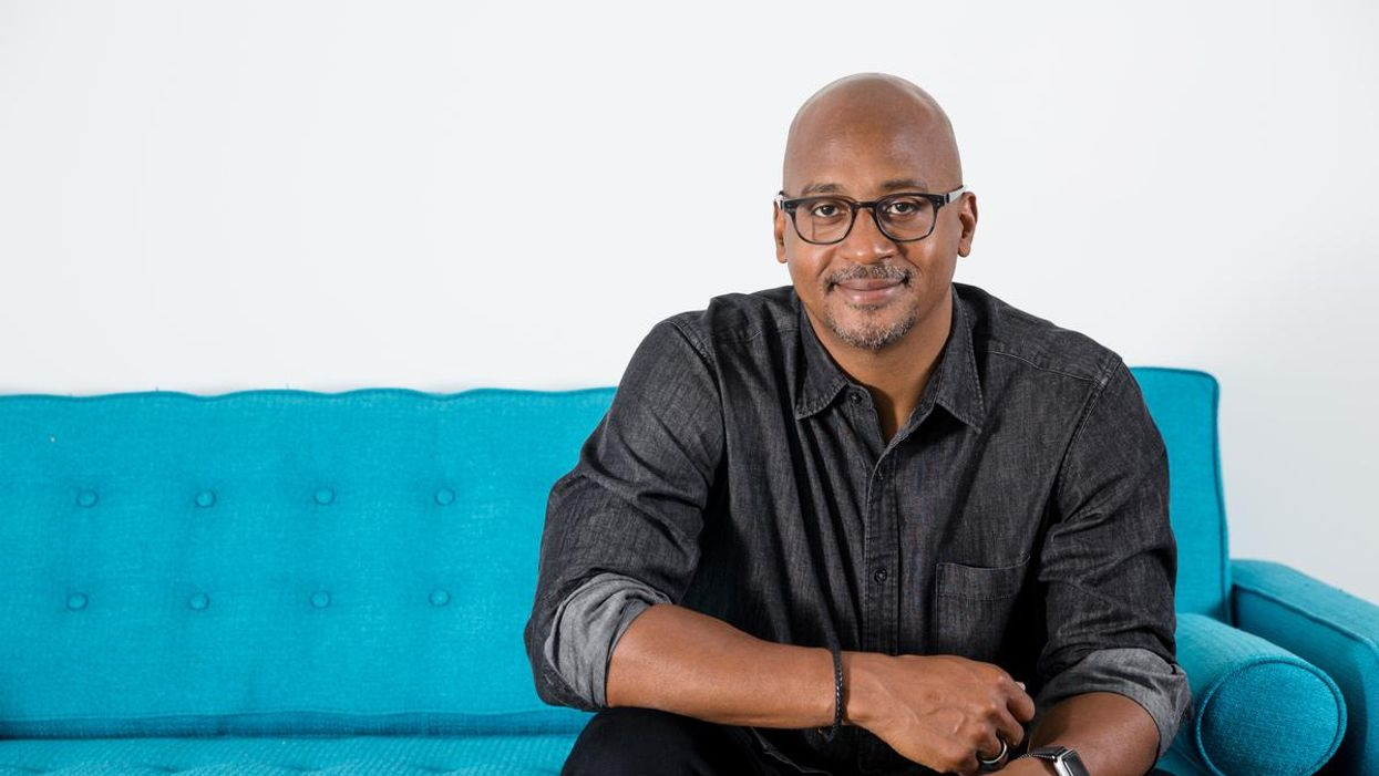 Wayne Sutton, founder and CEO of The Icon Project.