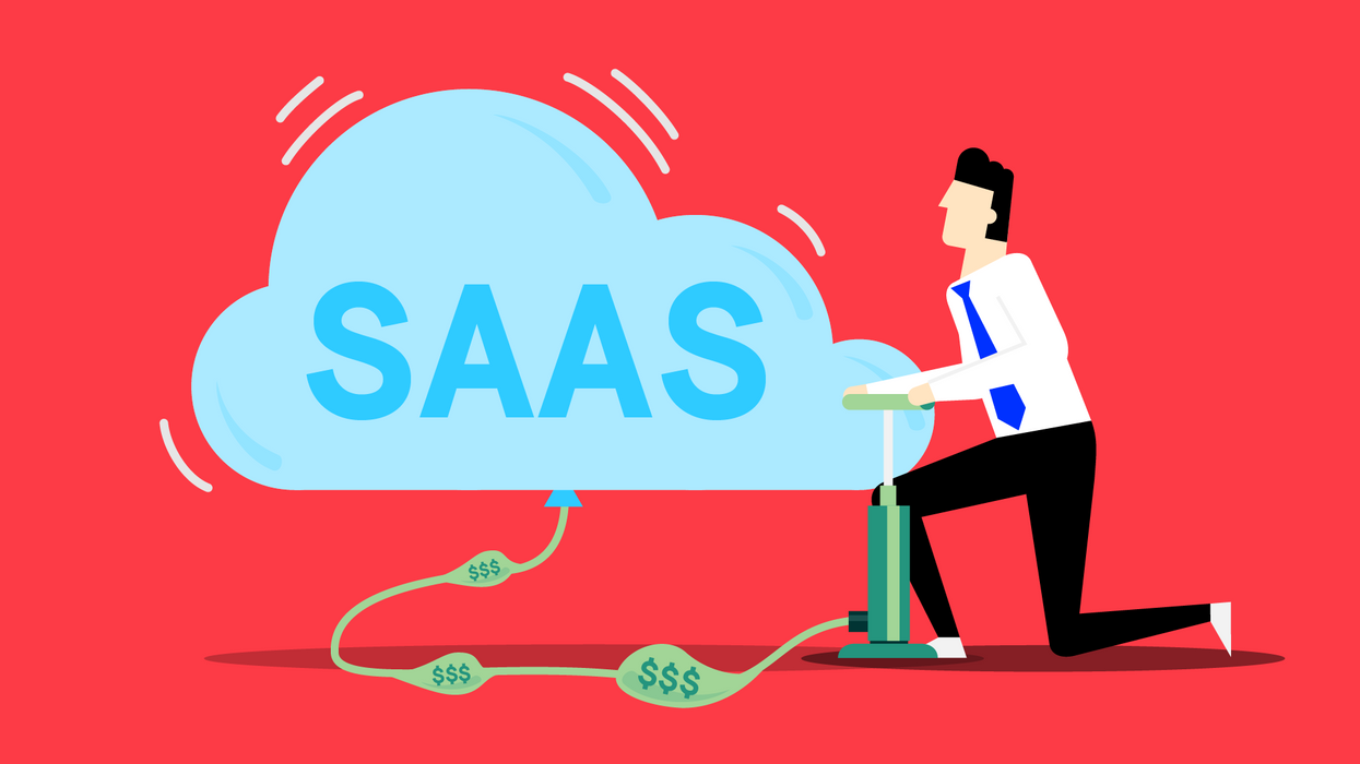 In SaaS, it's private equity's time to shine