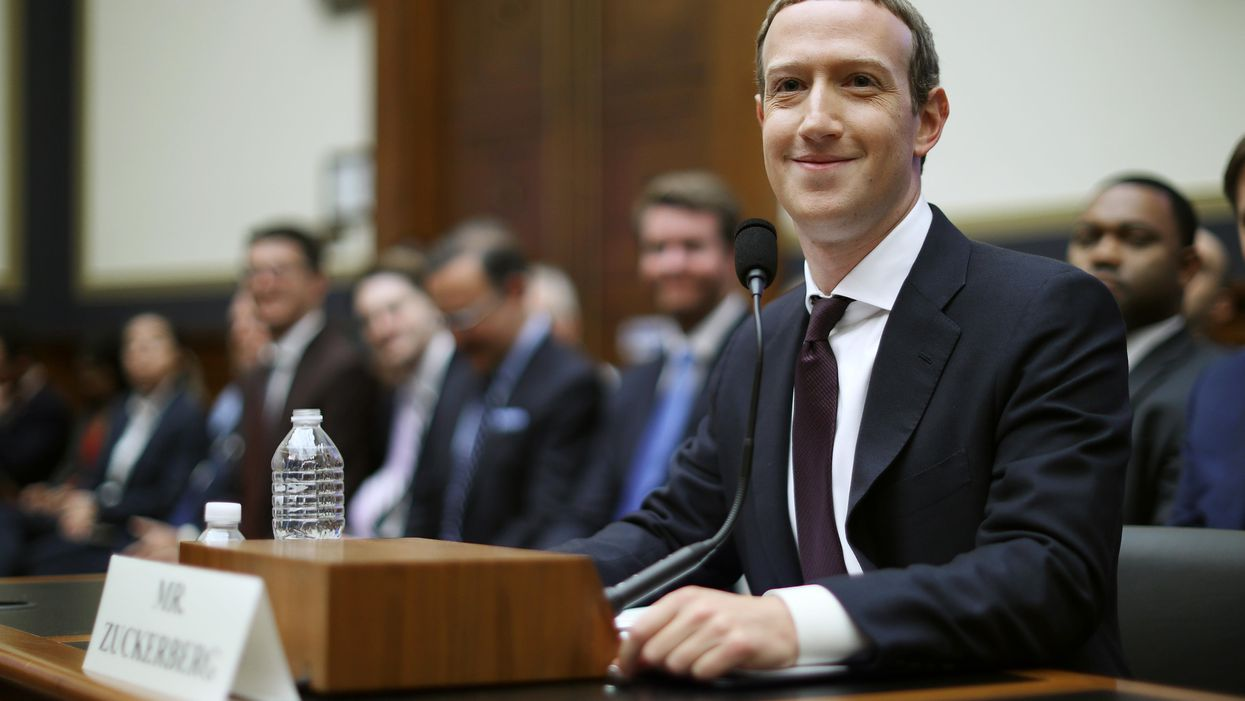 Zuckerberg is getting specific in his call for Section 230 reform
